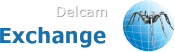 Delcam Exchange logo